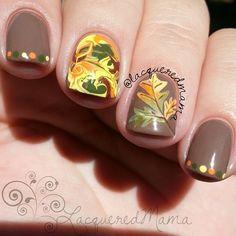 lacqueredmama  #nail #nails #nailart