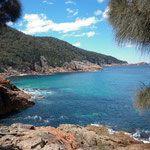 Honeymoon Bay - Tasmanien - Australien