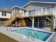 Check out the North Myrtle Beach Vacation Rentals In Myrtle Beach, SC. We rent Pet Friendly hotels in north myrtle beach with swimming pools. Myrtle Beach House Rentals, Myrtle Beach Hotels, Br House, Water House, Renting A House, Vacation Travel, Travel Destinations, Pool Spa, Visit Website