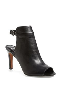 Free shipping and returns on Franco Sarto 'Quasi' Sandal (Online Only) (Women) at Nordstrom.com. With a slim ankle strap and classic, stacked heel, Franco Sarto's Quasi sandal offers a timeless silhouette with definitive, bootie-inspired style.