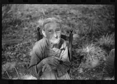 Mrs. Lloyd, Orange County, North Carolina. September? 1939. Marion Post Wolcott.