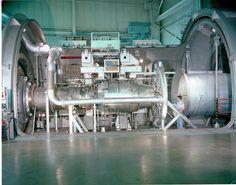 TF-34 ENGINE BACK PRESSURE JET INSTALLATION - PICRYL Public Domain Image Woodward Governor, Jet Engine, Public Domain, Jets, Nasa, Engineering, Aircraft, Image, Technology