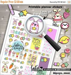 60%OFF - Animal Stickers, Printable Planner Stickers, Weekly Stickers, Star Stickers, Erin Condren, Planner Accessories, Life Quotes, Happin