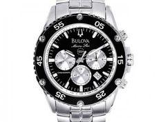 Relógio Masculino Bulova WB 30686 T - Analógico