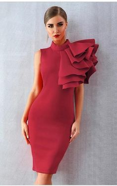 Melinda Bandage Dress Bridesmaid Dresses, Prom Dresses, Chic Dress, Blouse Styles, Elegant Dresses, Star Fashion, Designer Dresses, Evening Dresses, Fashion Dresses