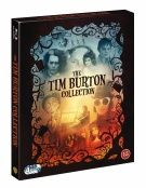 Tim Burton - The Collection Pack (Blu-ray) (4 disc) 9,95€