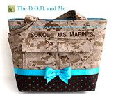 Reserved Military Marine Purse Listing for Lizeth