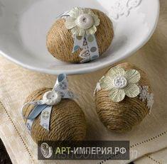 Пасхальные украшения своими руками для дома, декор на пасху своими руками, пасхальный декор своими руками идеи (35)