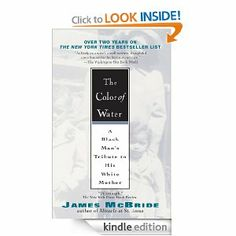 Amazon.com: The Color of Water 10th Anniversary Edition eBook: James McBride: Books