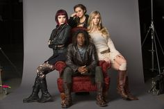 Daisy Head, Sianoa Smit-McPhee, Malachi Kirby, and Hermione Corfield in Fallen Movies And Series, Movies And Tv Shows, Book Series, Lauren Kate Fallen Series, Fallen Saga, Joely Richardson, Jeremy Irvine, Addison Timlin, Hush Hush