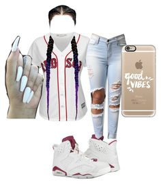 """Fetty Wap-Wake up"" by csenyaa on Polyvore featuring Majestic and Casetify"
