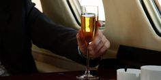 8 of the Best Airlines for Drinkers Who Like It Airborne: domestic and international carriers rub elbows with the best budget options and high-end flights, ensuring there's a little bit of mile-high boozing for every travel need. Gin Lemon, Alcoholic Drinks, Cocktails, Best Airlines, Cocktail Glass, Best Budget, Yummy Drinks, Red Wine, Liquor