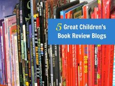Best children's book review blogs from What Do We Do All Day?
