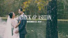 Patrick & Ashton Wedding