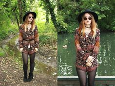 Bohemian chic | LOOKBOOK