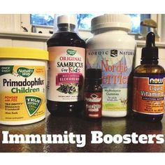 Lets Talk: Holistic Immunity Boosters for Children - Dear Baby