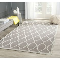 Shop wayfair.co.uk for your Albatross Hand-Tufted Dark Grey Area Rug. Find the best deals on all View all Rugs products, great selection and free shipping on many items!