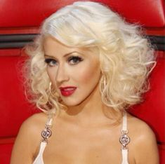 Christina Aguilera's Stunning Hair On 'The Voice' — Get Her Exact Look