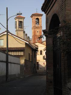 Bell towers - Campanili di Viguzzolo (AL)  #tortona