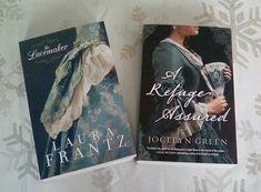 Author Chat with Laura Frantz! | JocelynGreen.com