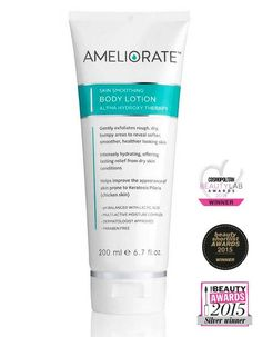 #Ameliorate #skincare products for all types of dry skin conditions. Buy online now at fair price @ The #Garden #Pharmacy.