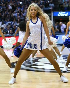 Dallas Mavericks Dancers Photos from Mavs win over New Orleans Pelicans - Pro Dance Cheer Cute Cheer Pictures, Cheerleading Pictures, Cheerleading Outfits, Cheerleader Girls, College Cheerleading, Redskins Cheerleaders, Hottest Nfl Cheerleaders, New Orleans Pelicans, In Pantyhose