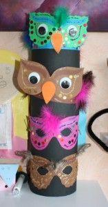 Lav hjemmelavet masker med dine børn