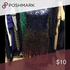 Size M/L Sequin Cocktail Dress Size M/L Sequin Cocktail Dress Jolene Dresses Mini