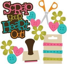 Scrapbooking/Crafting - Miss Kate Cuttables | Product Categories Scrapbooking SVG Files, Digital Scrapbooking, Cute Clipart, Daily SVG Freebies, Clip Art
