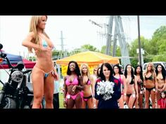 Ms. H-D® of Dallas Bikini Contest 2012!! Our yearly competition brings in some of the finest ladies in Dallas/Ft. Worth! Every year in May! #bikini #contest #bikinicontest #sexy #sexygirl #motorcycle #biker #bikerchick #MsHD #compete #event #SunBru #swimsuit #chrome #custom #highroller