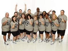 """my friend """"41"""" Sunny is on the Biggest Loser this season!!"""