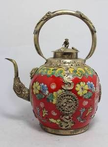 just sold one similiar to this to my friend Karen! #teapotsntreasures www.teapots4u.com