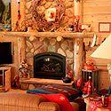 Rustic Ridge Log Cabins Wisconsin