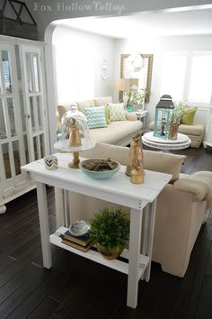 Simple Summer Style - Layer in Aqua, Natural Elements & Matte Metallic Tones over White & Neutral