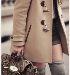 Nicely layered up!