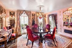 Peek inside the extraordinary New York City home of the late Joan Rivers