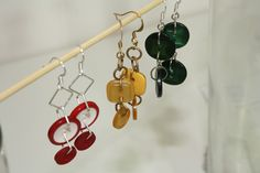 Button Jewelry - Tutorial