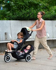 Moms on the Move: Celebrity Strollers | OK! Magazine