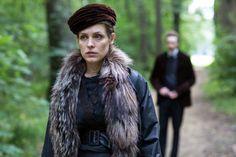 Muse und Vamp:  1901 trennte sich Andreas-Salomé (links, Katharina Lorenz) von...