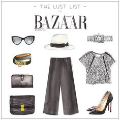 HARPER'S BAZAAR X THE LUST LIST | Autumn Essentials @harpersbazaarmx #harpersbazaarmx #thelustlist