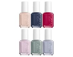 Essie Nail Colour 13.5ml - The Winter Collection