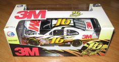 Action Racing Collectables NASCAR 3M Greg Biffle #16  1:24 Scale Stock Car BNIB #ActionRacingCollectables #RoushFenwayRacing