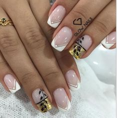 Matte Nails, Gel Nails, Stylish Nails, Nail Arts, Manicure And Pedicure, Nail Art Designs, Tattoos, Easy Nails, Perfect Nails