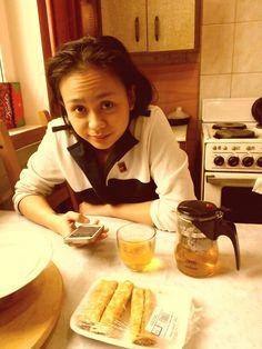 Teatime with  bebsie