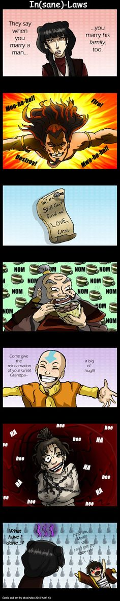 Remembering that Roku was Zuko's great-grandpa makes me against any kind of KorraXGeneral Iroh pairing...