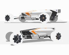 Axel Charpentier - More from my mars rover project! Car Design Sketch, Car Sketch, Design Set, Industrial Design Sketch, Soap Box Cars, Futuristic Cars, Transportation Design, Mobile Design, Automotive Design