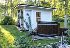 Outdoor Sauna, Outdoor Pool, Outdoor Gardens, Backyard Studio, Backyard Retreat, Garden Structures, Outdoor Structures, Le Hangar, Scandinavian Garden