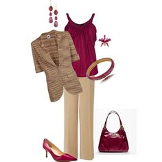 """Spring for work"" by hollyhome on Polyvore"
