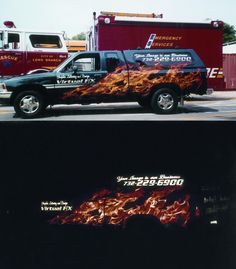 """7265a195d2 """"When people see the reflective graphics' they often take a second look' and"""