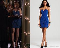 Lydia Martin birthday party dress 2x09